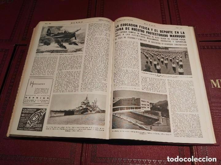 Coleccionismo de Revistas y Periódicos: - Foto 13 - 98809619