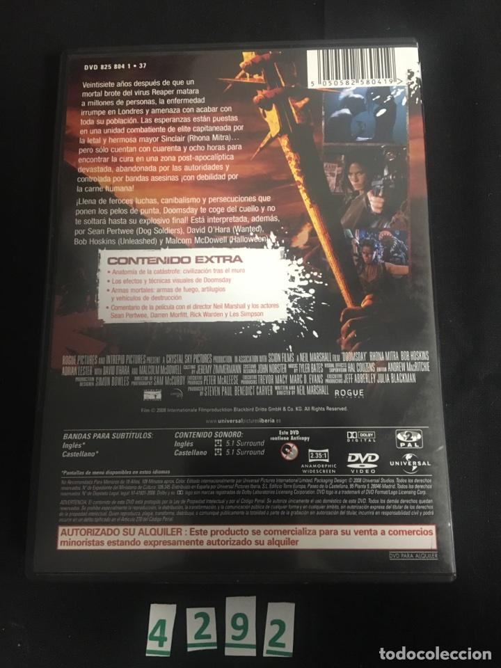 doomsday el día del juicio ( dvd procedente vid - Comprar Películas ...