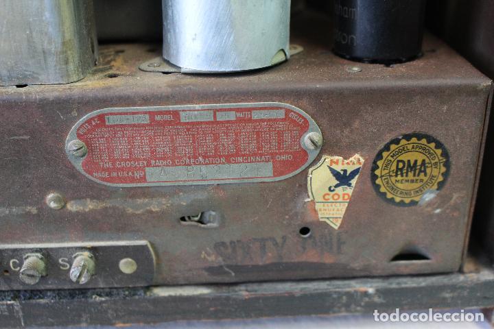 Radios de válvulas: - Foto 8 - 102042843