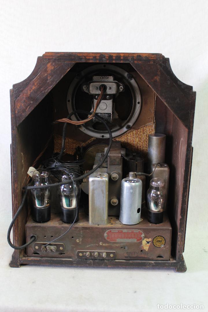 Radios de válvulas: - Foto 9 - 102042843