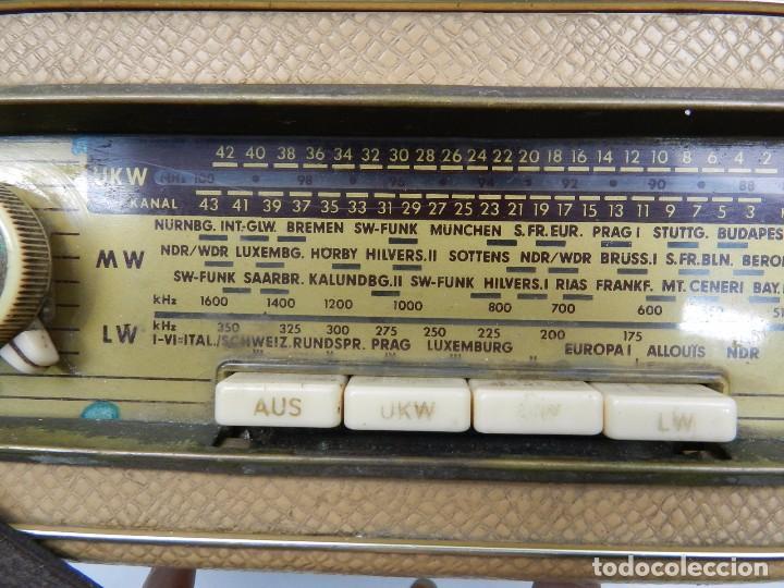 Radios de válvulas: - Foto 8 - 102400871