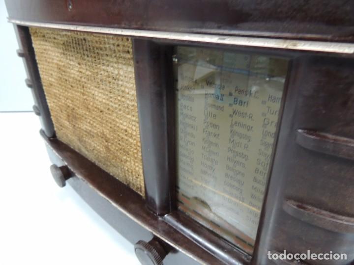Radios de válvulas: - Foto 14 - 102401087