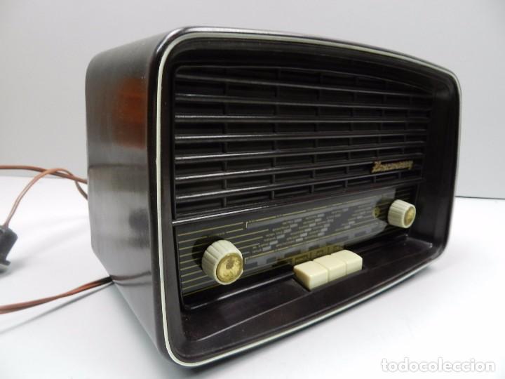 Radios de válvulas: - Foto 2 - 102401187