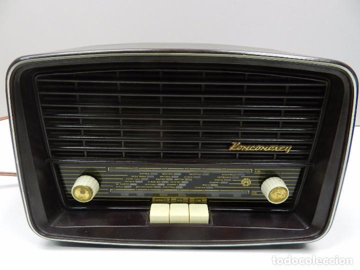 Radios de válvulas: - Foto 3 - 102401187
