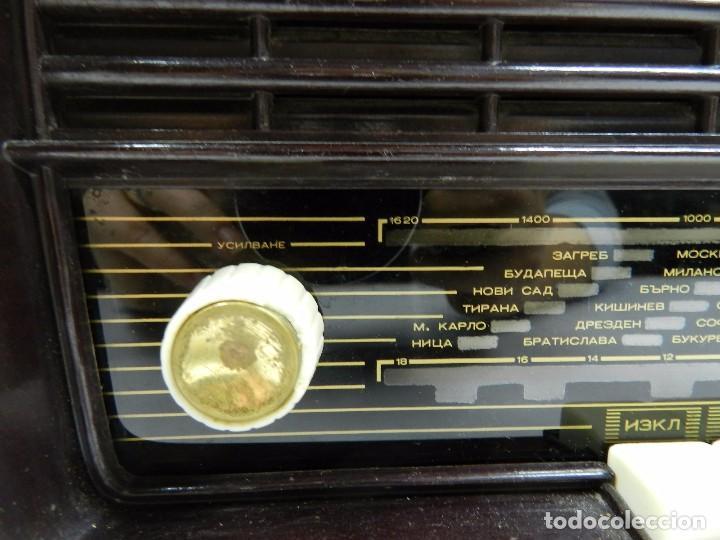 Radios de válvulas: - Foto 8 - 102401187