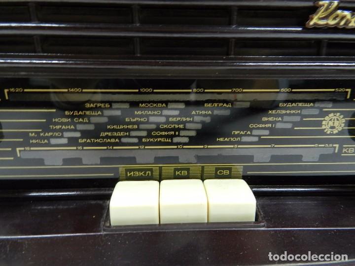 Radios de válvulas: - Foto 9 - 102401187
