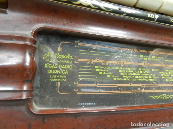 Radios de válvulas: - Foto 22 - 102401567