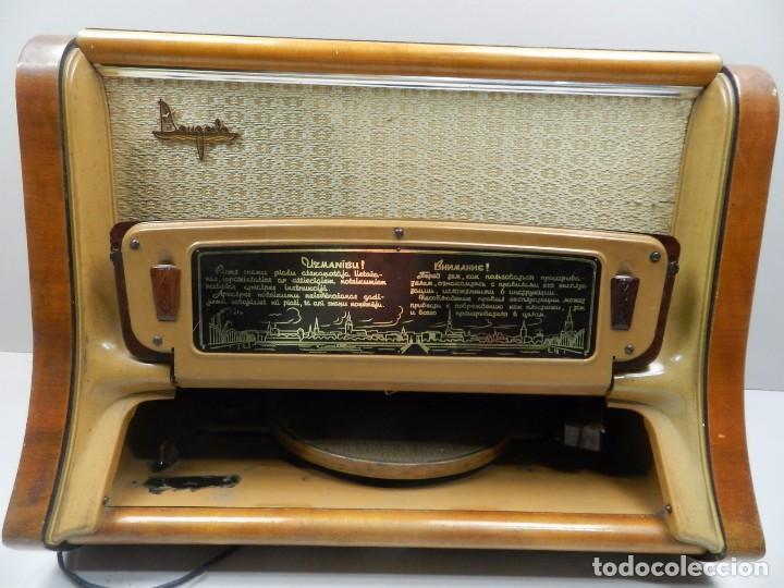 Radios de válvulas: - Foto 25 - 102401567
