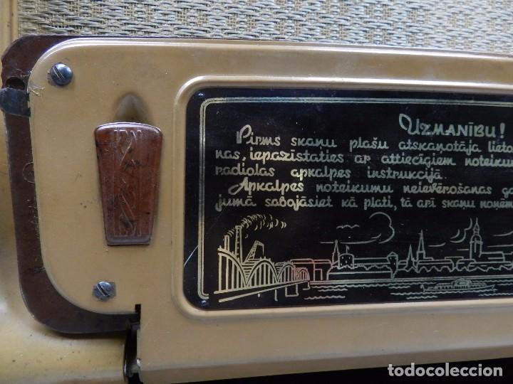 Radios de válvulas: - Foto 27 - 102401567