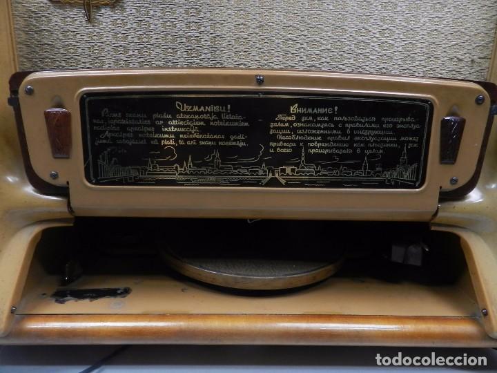 Radios de válvulas: - Foto 29 - 102401567