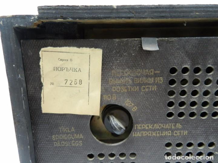 Radios de válvulas: - Foto 41 - 102401567