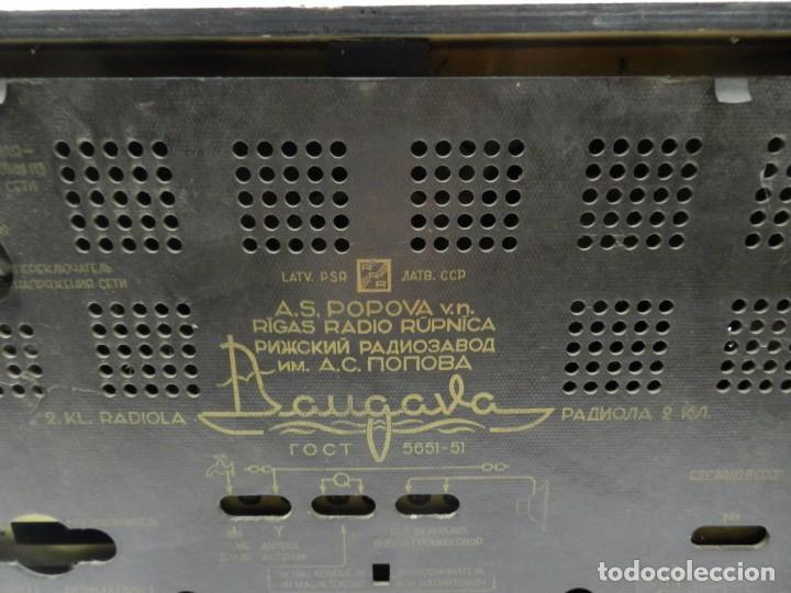 Radios de válvulas: - Foto 43 - 102401567