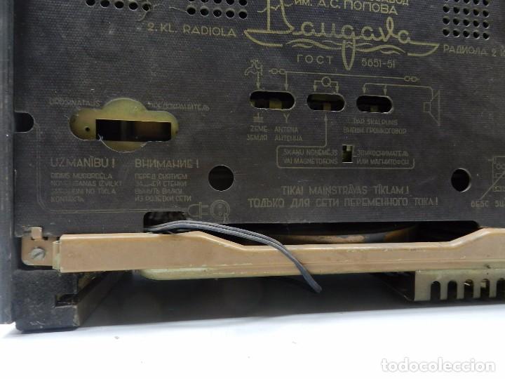 Radios de válvulas: - Foto 45 - 102401567