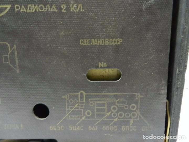 Radios de válvulas: - Foto 47 - 102401567