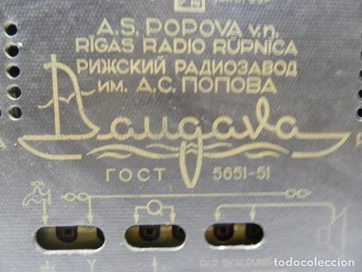 Radios de válvulas: - Foto 53 - 102401567