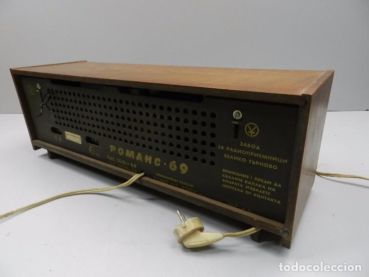 Radios de válvulas: - Foto 4 - 102401635