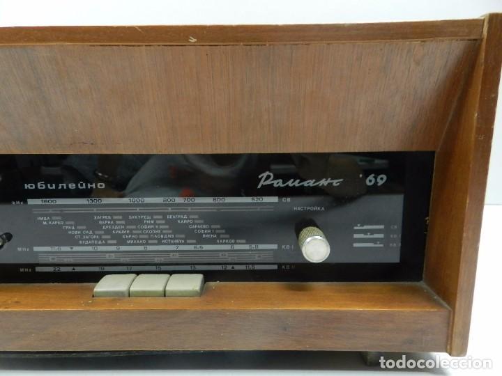 Radios de válvulas: - Foto 5 - 102401635