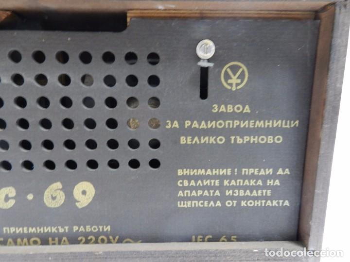 Radios de válvulas: - Foto 10 - 102401635