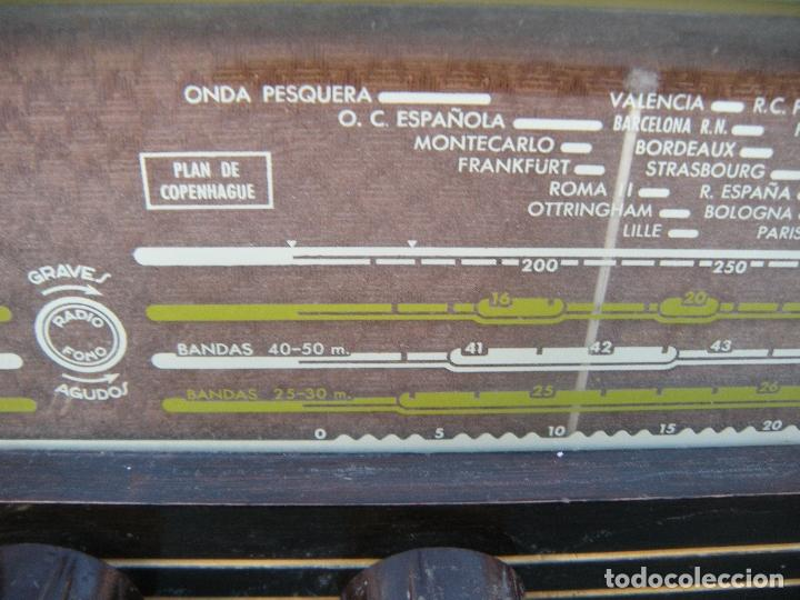 Radios de válvulas: - Foto 10 - 103711339