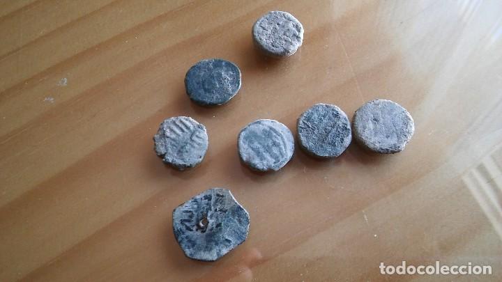 Monedas hispano árabes: - Foto 3 - 103744827