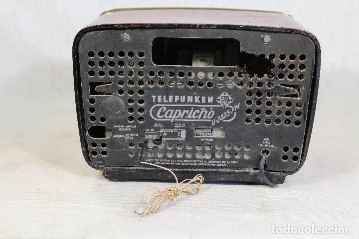Radios de válvulas: - Foto 6 - 103786175