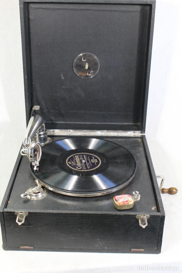 Gramófonos y gramolas: - Foto 2 - 103788139