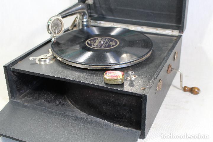 Gramófonos y gramolas: - Foto 6 - 103788139