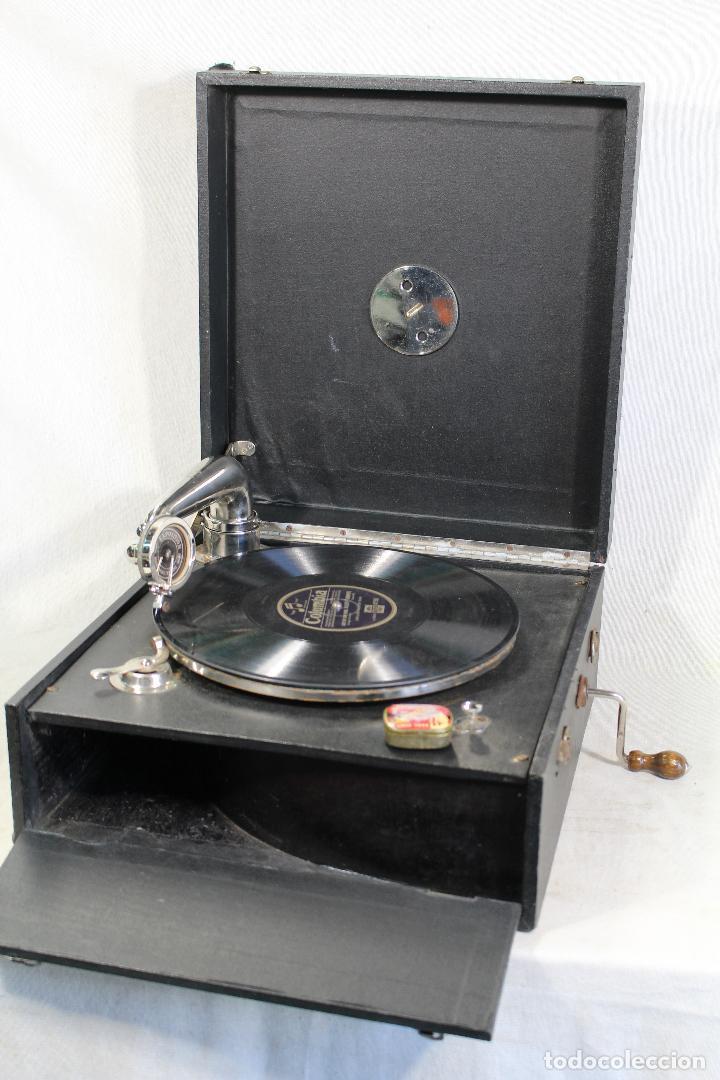 Gramófonos y gramolas: - Foto 7 - 103788139