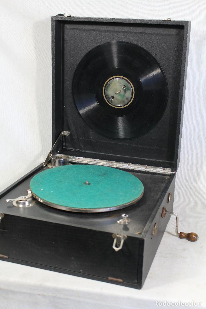 Gramófonos y gramolas: - Foto 8 - 103788139