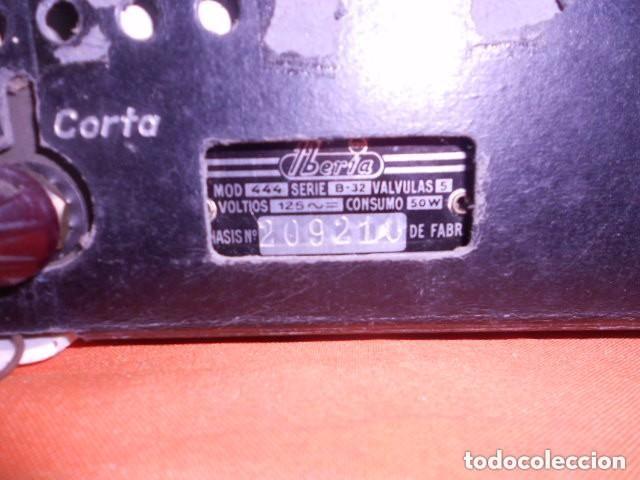 Radios de válvulas: - Foto 18 - 104089439