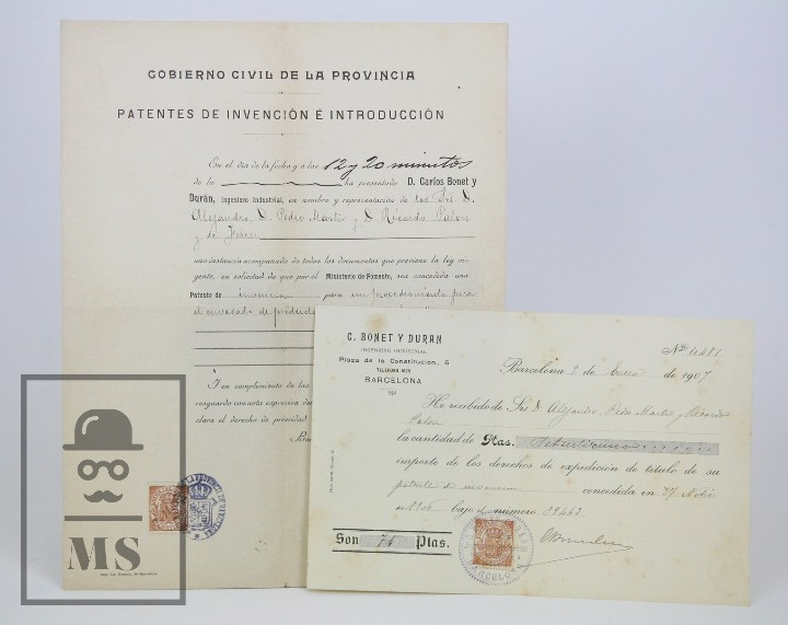 Documentos antiguos: - Foto 7 - 112316627