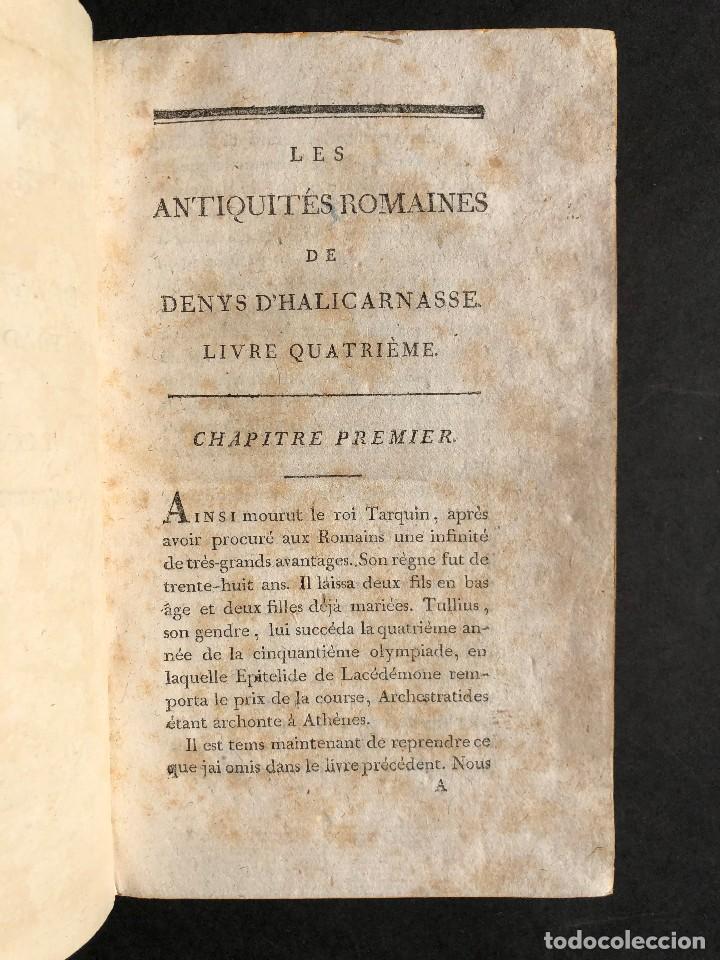 1799 Historia Romana Les Antiquites Romaines Comprar Libros