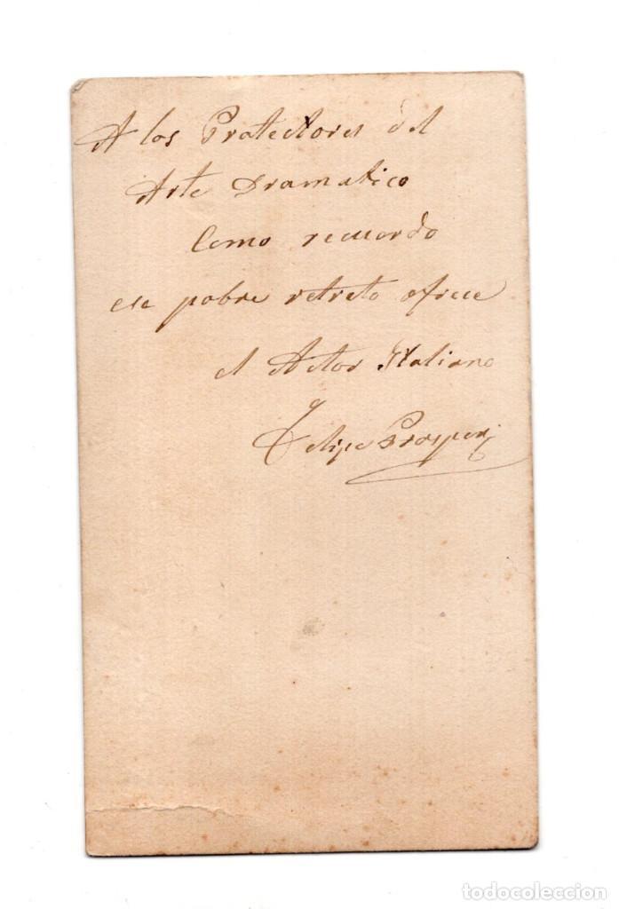 Cartes De Visite Caballero Espaol Del Siglo X