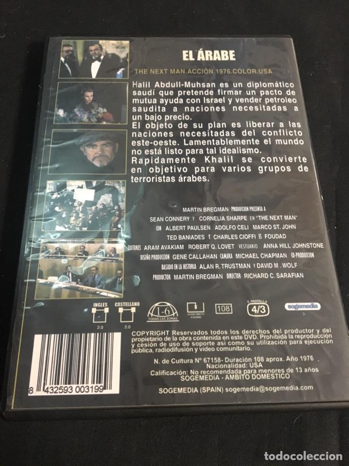 s13 ) el arabe - sean connery ( dvd segunda m - Comprar Películas en ...