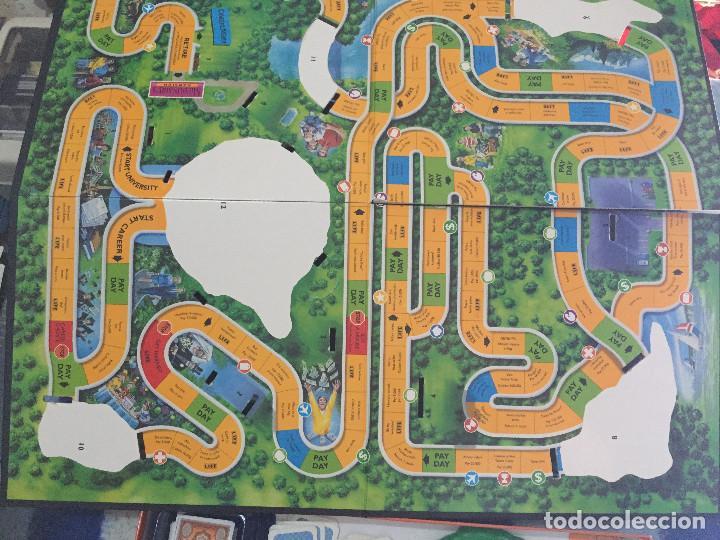 Game Of Life Mb Juego De Mesa Kreaten Comprar Juegos De Mesa