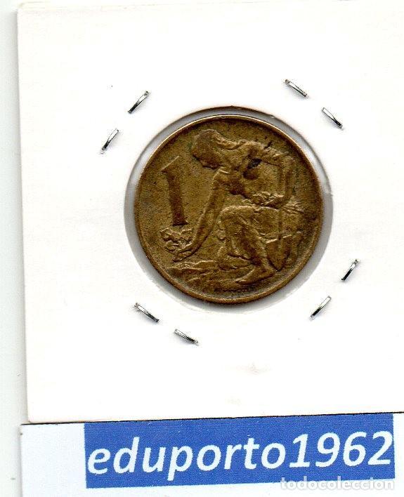 Cg80 Ceskoslovenska Socialisticka Republica Comprar Monedas