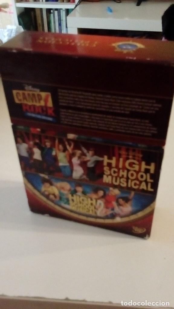 g 56bv28 dvd camp rock high school musical y 2 comprar películas