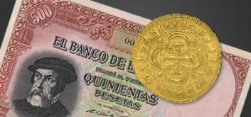 Numismatik - Münzen und Banknoten