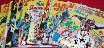 Livros de Banda Desenhada e Comics