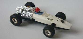 Jouets - Slot Cars - Voitures de Circuit Électriques