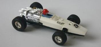 Toys - Slot Cars - Electric Track Cars