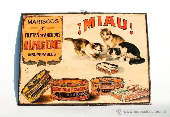 Conservas Miau de Alfageme