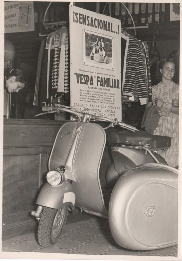 Vespa Familiar