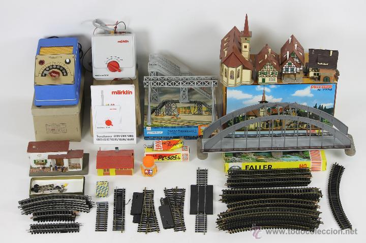 Accesorios de trenes juguetes