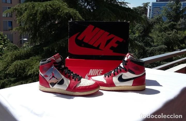Zapatillas Nike Air Jordan