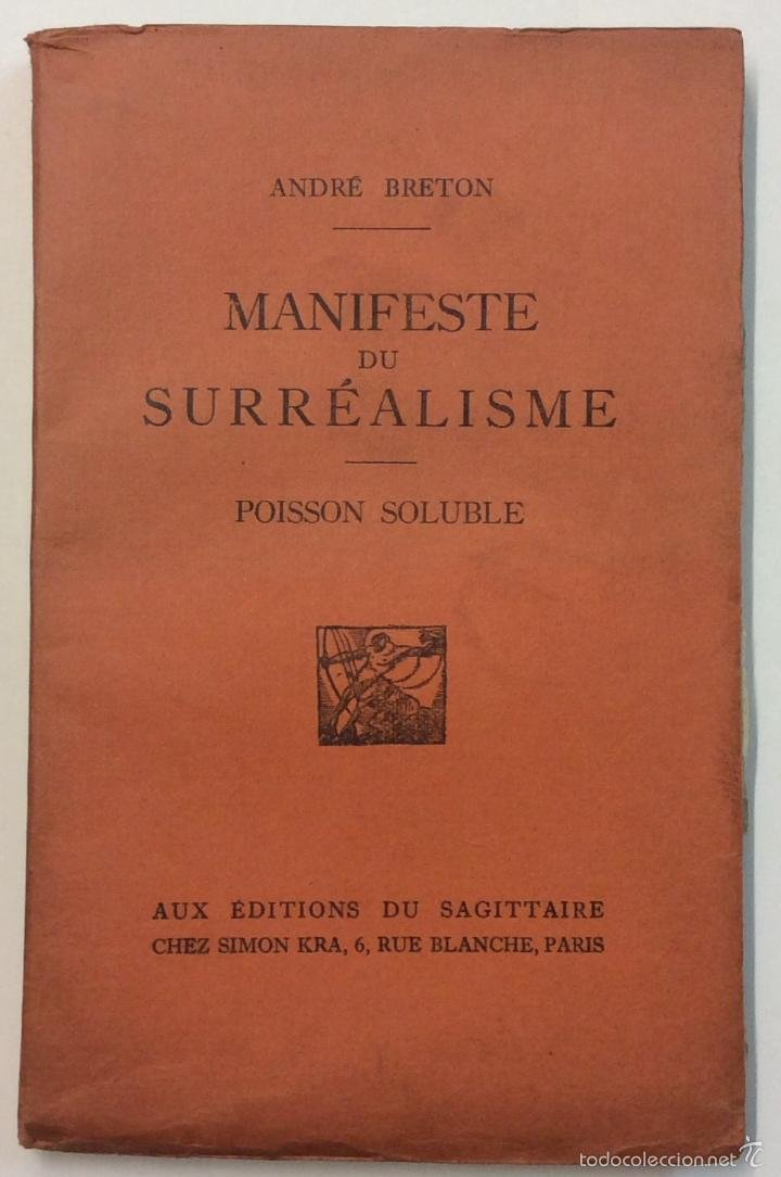 André Breton - Manifiesto del surrealismo