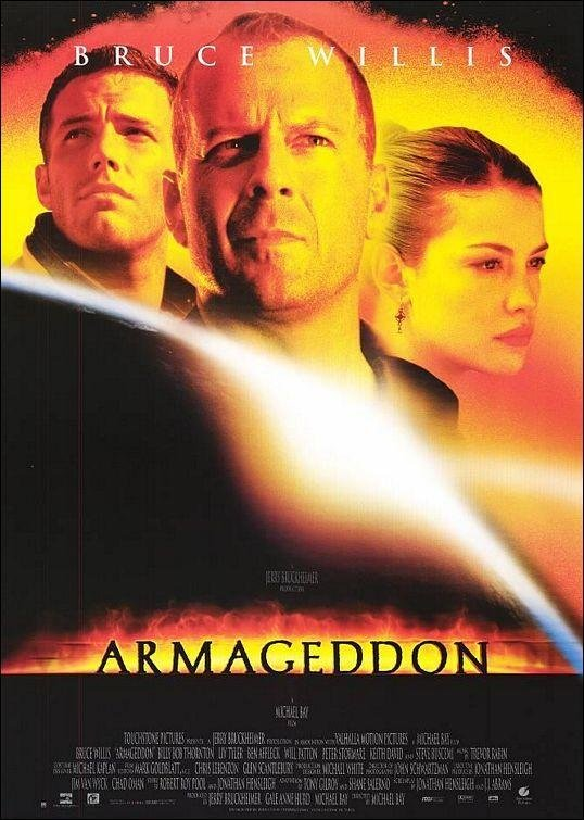 Película Armageddon