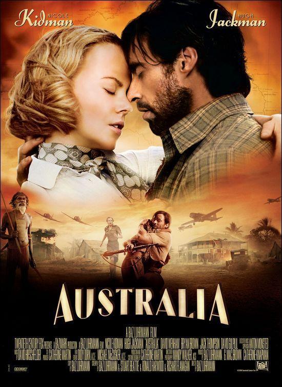 Película Australia
