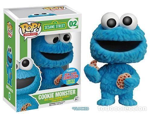 Barrio Sésamo - Funko de El monstruo de las galletas