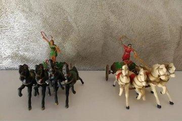 Carreras de cuadrigas de Ben-Hur